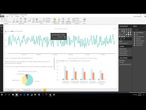Advanced Analytics with PowerBI and Qubole Presto