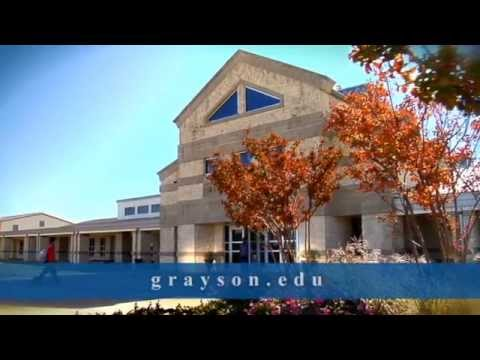 Grayson College South Campus Commercial