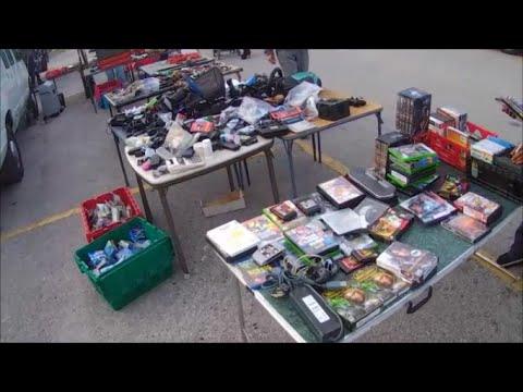 Pickups  #43 -  My Secret Stash Flea Market
