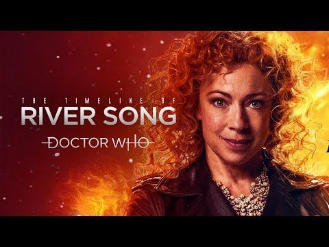 Doctor Who  The Timeline of River Song