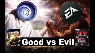 Ubisoft vs EA