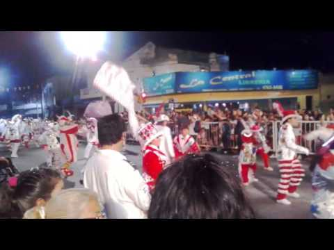 LOS SOÑADORES DE BOULOGNE-En//Carnaval De Boulogne-27-02-17