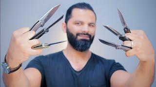 أخطر مجموعة سكاكين | هوس !