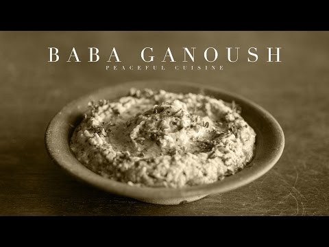 [no-music]-how-to-make-baba-ganoush