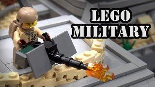 LEGO Futuristic Mech Battle Germany vs Russia (Invasion of Kiel)