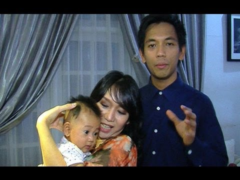 Ryan D`masive Kenalkan Istri Dan Anaknya - Intens 24 Juli 2013