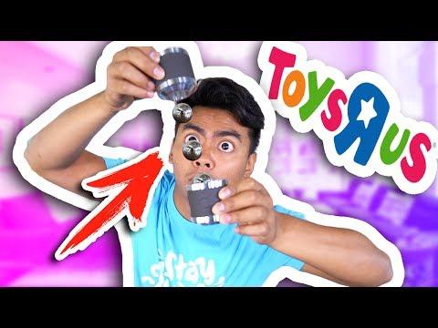 Anti-Gravity Gallium Fidget Toy From Toys R Us (Feel Flux)