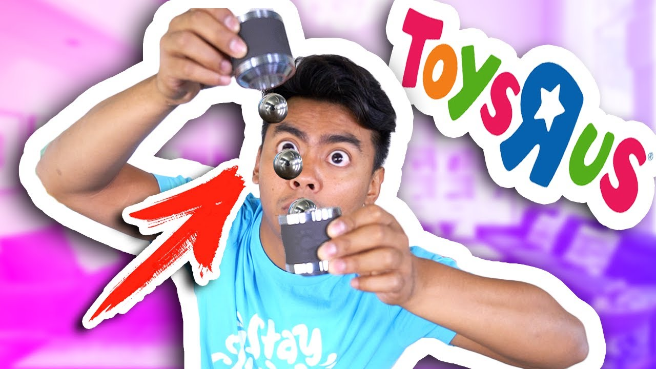Anti Gravity Gallium Fidget Toy From Toys R Us Feel Flux Youtube