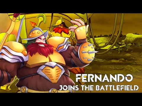 BAYANI Fighting Game - Fernando Joins The Battlefield! [Gameplay Preview]