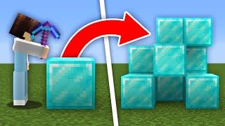 Minecraft, But Every Block Multiplies...