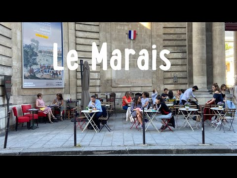 Where to stay in Paris, Le Marais. Fabulous people, delicious food
