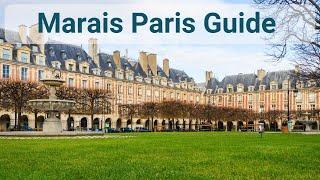 Gambar cover Le Marais Where To Stay In Paris