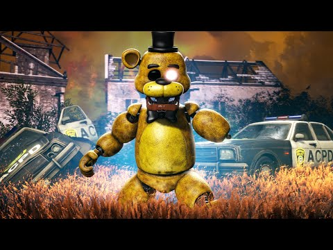 Five Nights at Freddy's: The Movie [S4S FNAF ANIM]