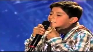 Niño con talento discriminado en su propio país