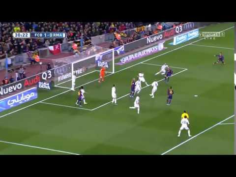 VIDEO Barcelona 21 Real Madrid La Liga Highlights  Soccer Highlights Today   Latest Football High