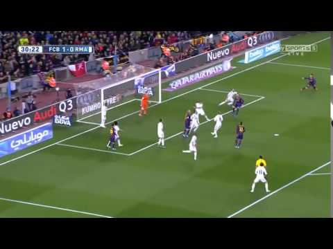 VIDEO Barcelona 2-1 Real Madrid La Liga Highlights  Soccer Highlights Today   Latest Football High