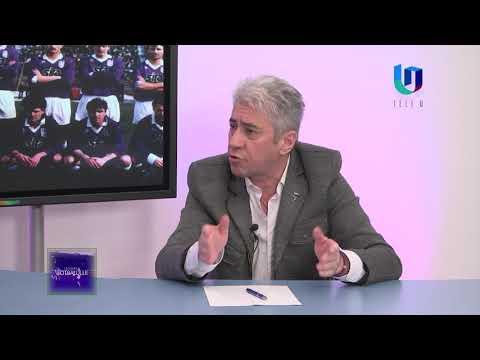 """TeleU: Marcel Băban la """"Istoria fotbalului"""" (ep. 4)"""