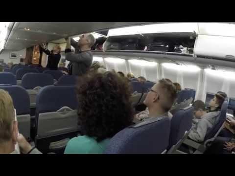 Trip Report - Condor / Thomas Cook | Boeing 757-300 | Frankfurt - Hurghada
