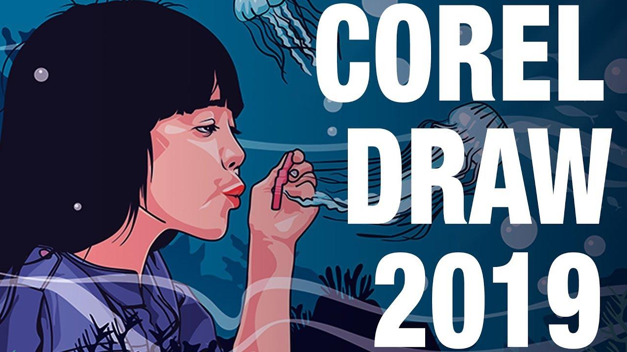 coreldraw 2019 new features