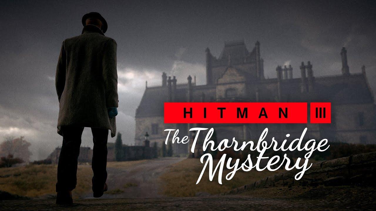 hitman 3 2020 gameplay