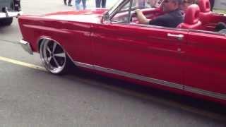 Pro-Touring 1965 Mercury Cyclone