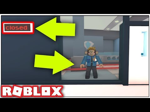 HOW TO GLITCH INTO THE JEWELRY STORE IN ROBLOX JAILBREAK!!
