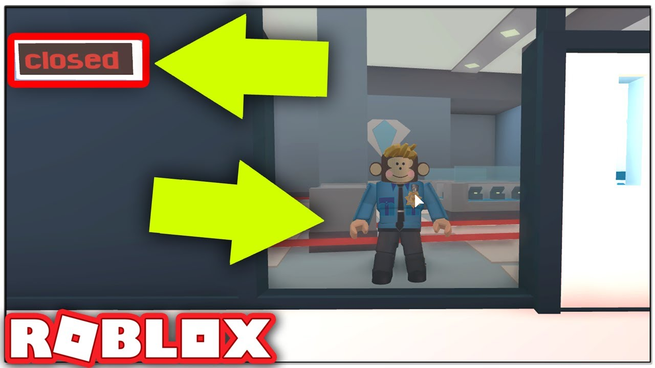 how to glitch into the jewelry store in roblox jailbreak