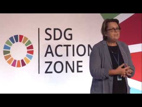 Lightning Talk: Unlocking Climate Action Through Science and Technology by Simonetta Di Pippo
