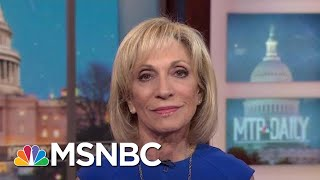 Andrea Mitchell: 'Predictable' For Kim Jong Un To Poke The Fence | MTP Daily | MSNBC