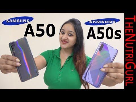 Samsung A50s Vs Samsung A50 - COMPLETE COMPARISON