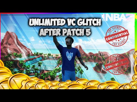 NBA 2K16 UNLIMITED VC GLITCH OVER 100K+ | AFTER PATCH 5 |  (PATCHED)