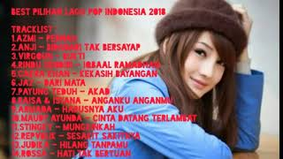 Lagu Pop Indonesia terbaik April 2018