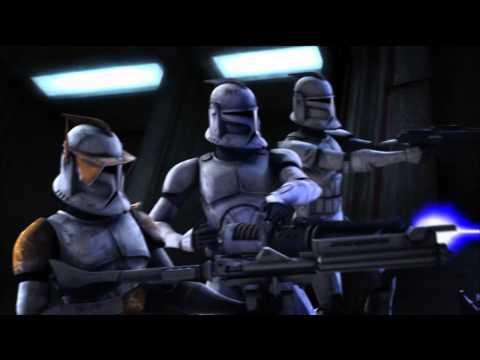 star wars the clone wars music video(clones tribute)