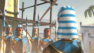 Age of Empires Online announce date trailer