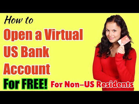 How to Open a Virtual US Bank Account 2017: Step-by-Step Guide Creating Your USA Bank Account Online