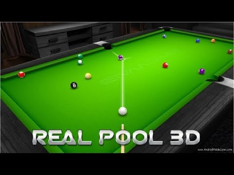 🔴 [ LIVE ] Real Pool 3D - Poolians ( Jogo de Sinuca PC 720pHD )