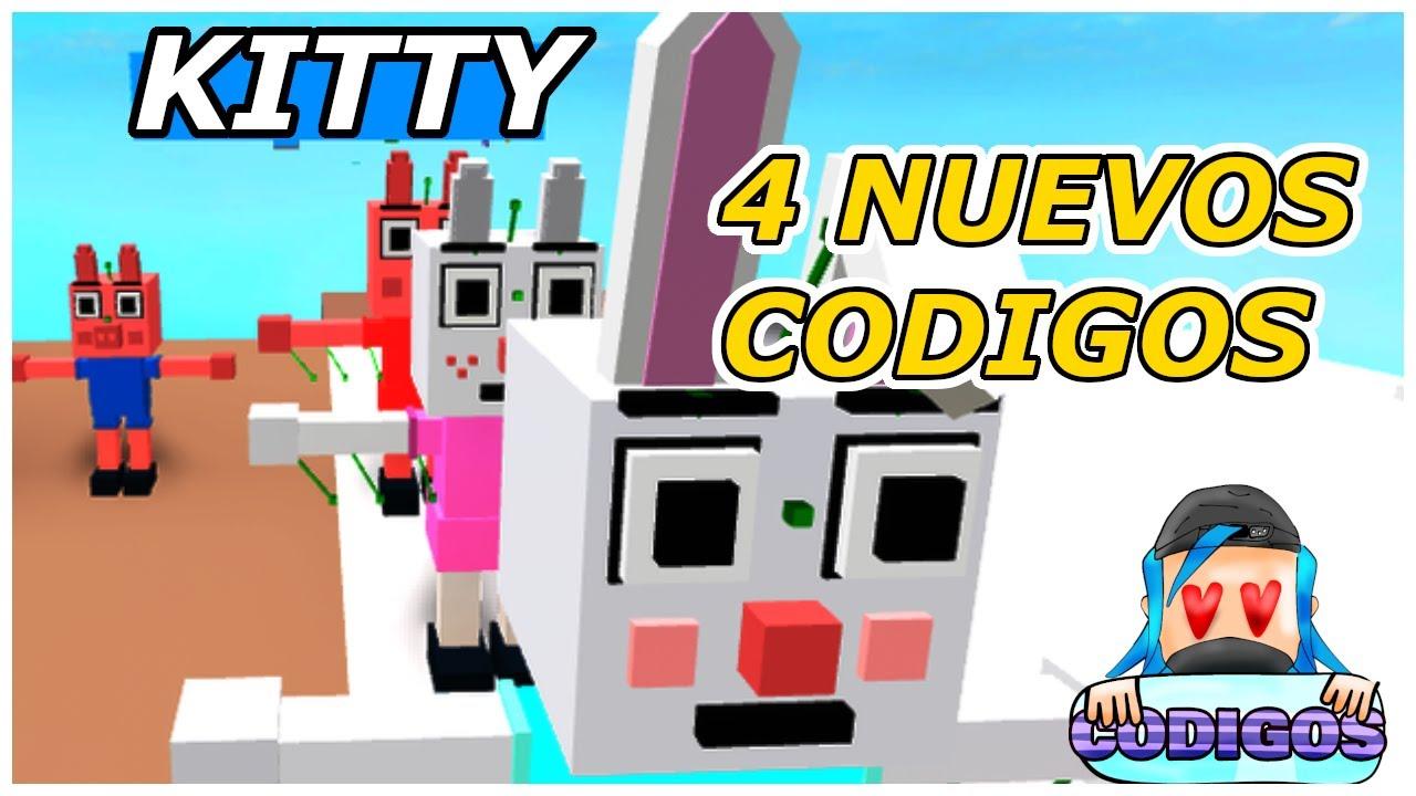 KITTY 4 NUEVOS CODIGOS QUESITOS GRATIS NUEVOS CODIGOS DE KITTY ROBLOX  CHAPTER 3 COMING SOON