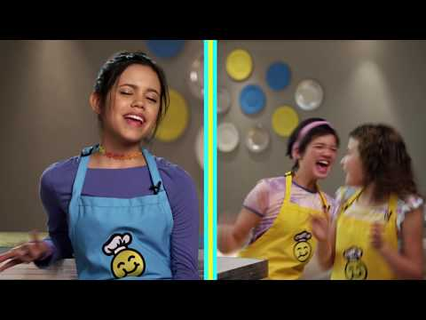 Quesadillas | Peyton Elizabeth Lee vs. Jenna Ortega | Be Your Best Snackdown | Disney Channel