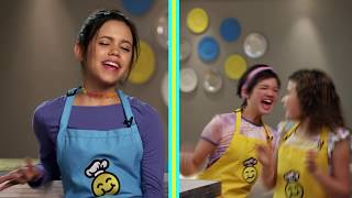 Can the judges handle the heat between Team Andi Mack and Team Stuck in the Middle in the quesadilla challenge? Official Site: ...