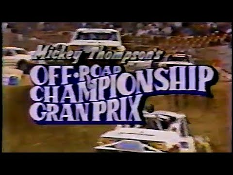 1988 Mickey Thompson Off Road Grand Prix Anaheim, CA