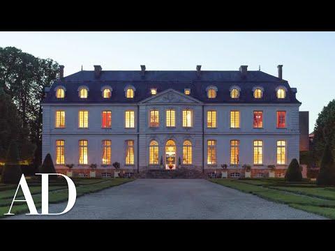 Inside Timothy Corrigan's Château du Grand-Lucé  Architectural Digest