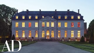 Inside Timothy Corrigan's Château du Grand-Lucé | Architectural Digest thumbnail