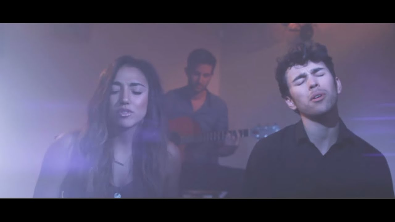 Sia Chandelier Alex G ft MAX Acoustic Cover Lyrics - YouTube