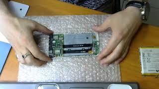 Разборка Huawei Y6 Pro