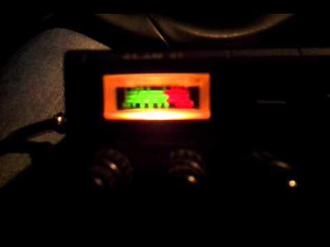 Alan 87 - Bandas laterales - 27.745 Mhz USB