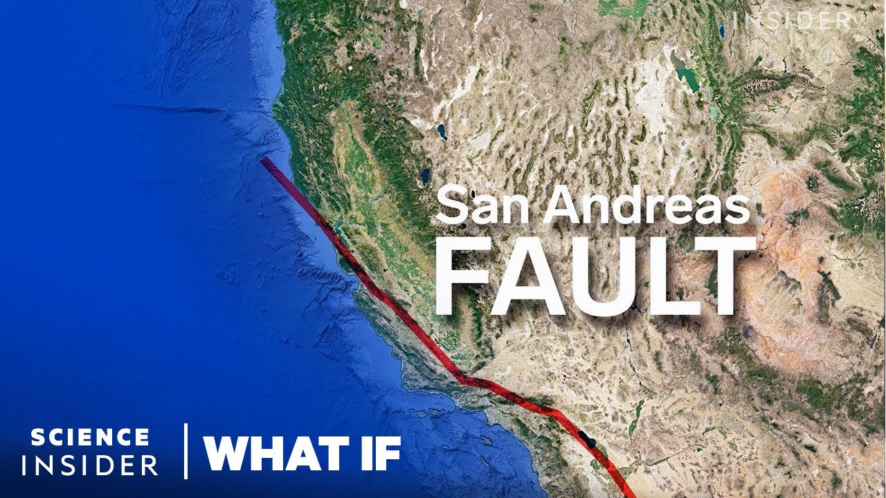 What If A Mega Earthquake Hit California