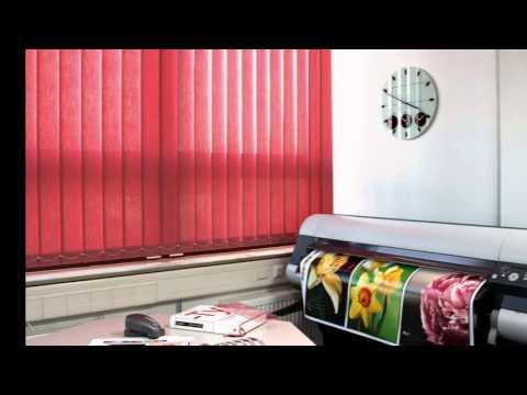 Video Vertikální žaluzie Praha
