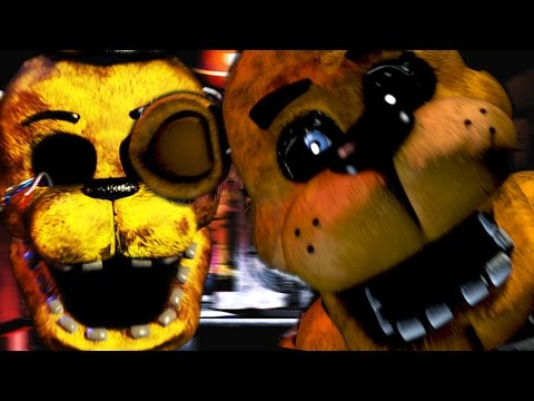 PLAY AS FREDDY AND GOLDEN FREDDY! | Freddy Simulator (Five Nights At Freddys Simulator)