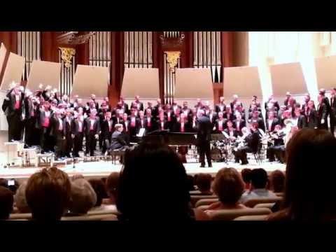 Baylor Men's Choir- I'll Make a Man Out of You