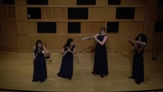 BETA Quartet, Raga Sept by Derek Charke